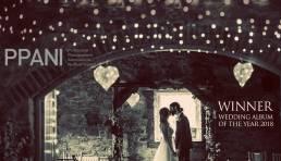 PPANI Wedding Album of the Year Winner - Ciaran O'Neill Photography