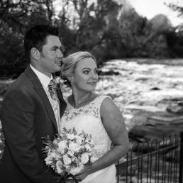 Kiera & Marc's wedding at the Galgorm Resort & Spa