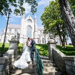Michaela & Chris' Wedding at Hillgrove, Monaghan