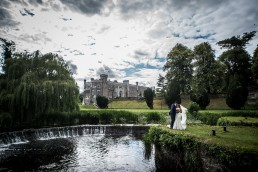 Kate & Simon's wedding at Castle Bellingham