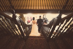 Stephanie & Steve's wedding at Tullylagan Country House