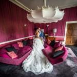 Julie & Nigel's wedding at Farnham Estate