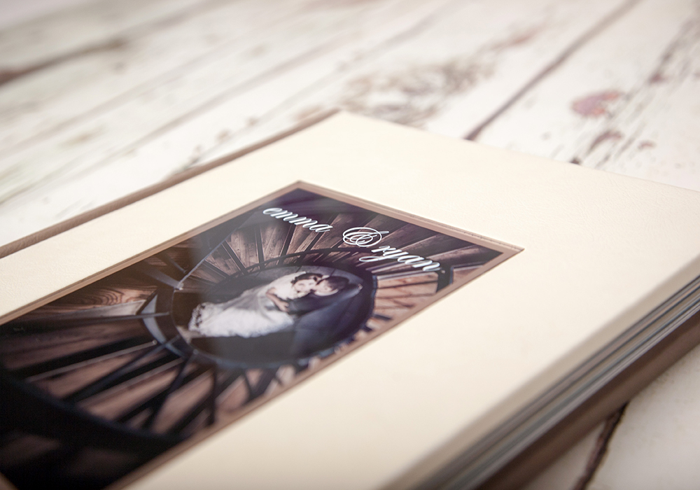 Bespoke Wedding Albums by Ciaran O'Neill Photography