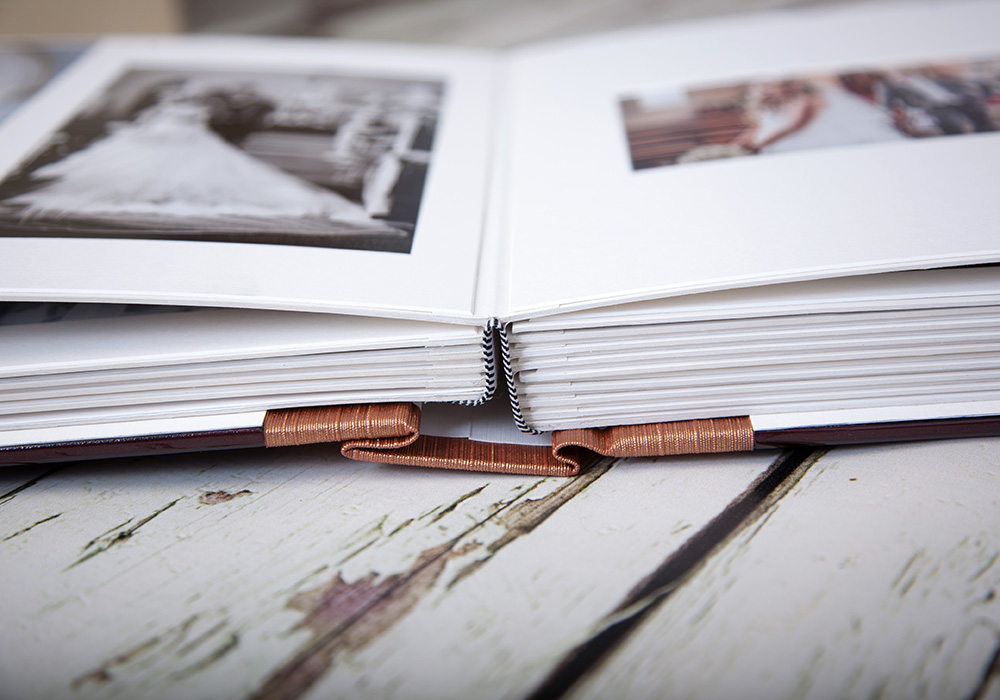 Signature Wedding Albums by Ciaran O'Neill Photography