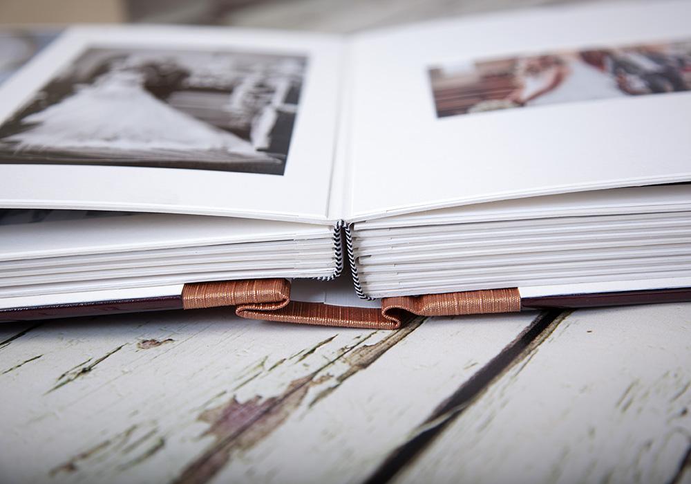 Signature Wedding Albums by Ciaran O'Neill Photography
