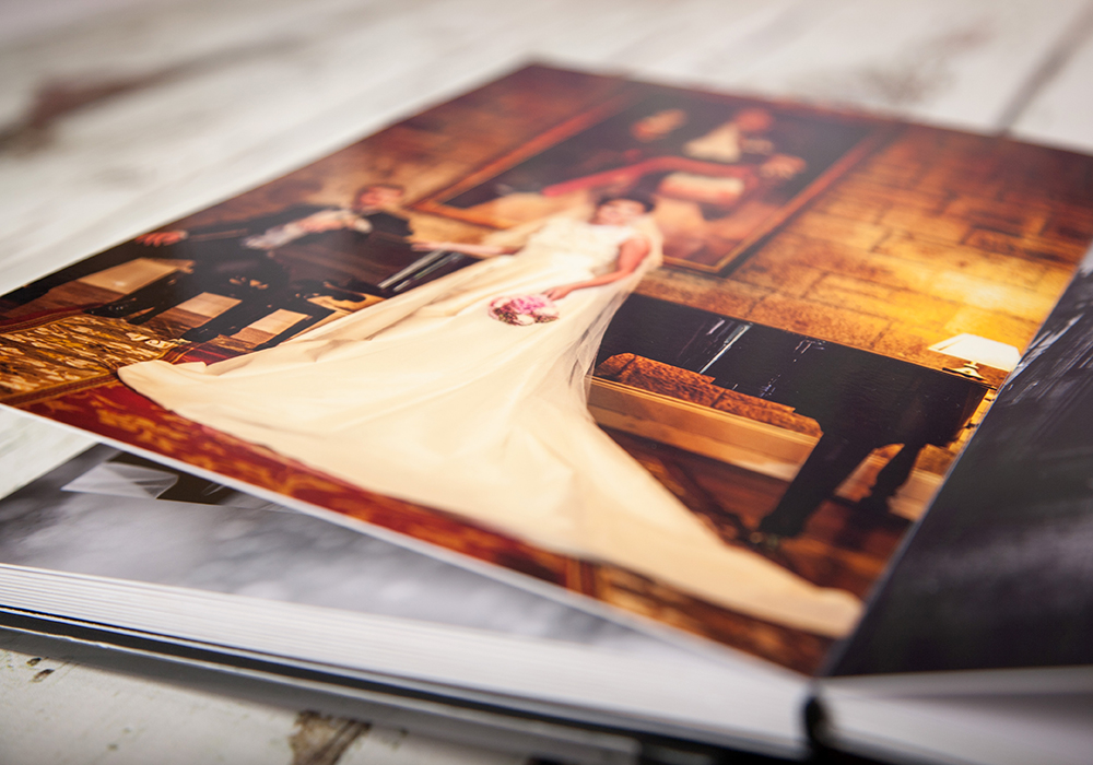 Storybook Wedding Albums by Ciaran O'Neill Photography