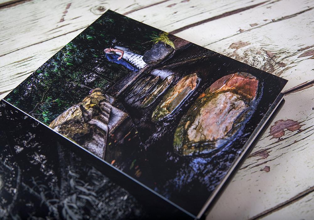 Storybook Wedding Albums by Ciaran O'Neill Photography