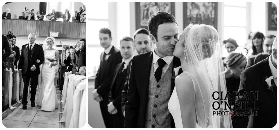 Ciara & Jason's wedding at the Tullyglass Hotel 07