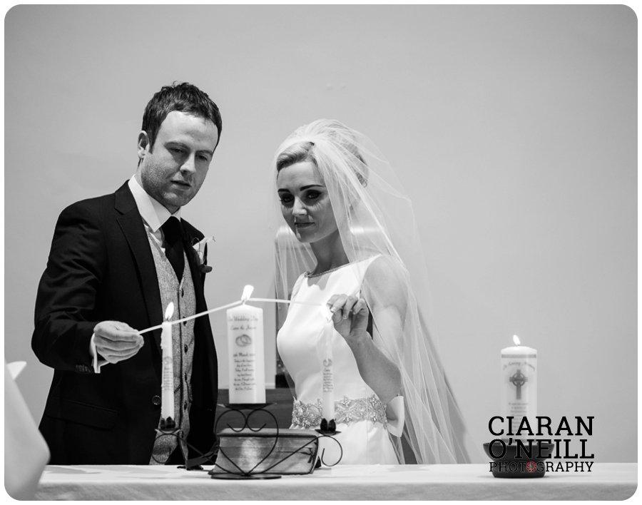 Ciara & Jason's wedding at the Tullyglass Hotel 09