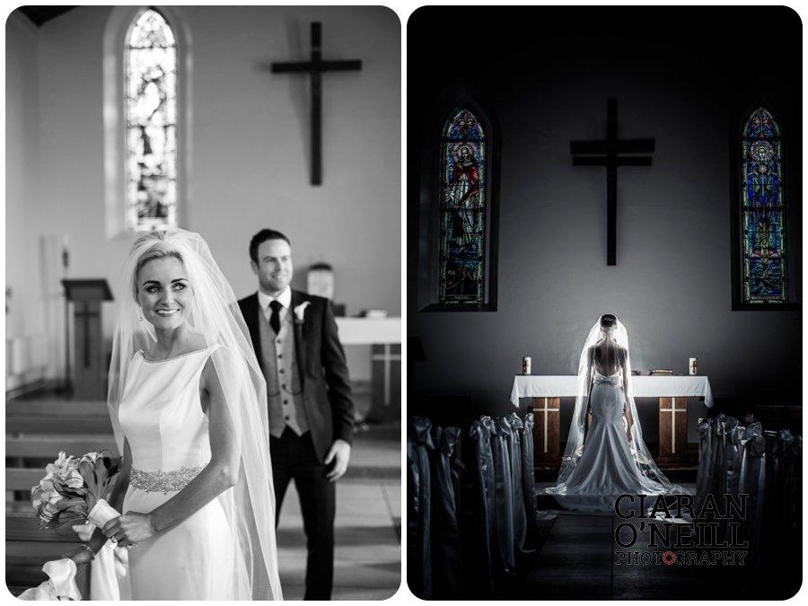 Ciara & Jason's wedding at the Tullyglass Hotel 12