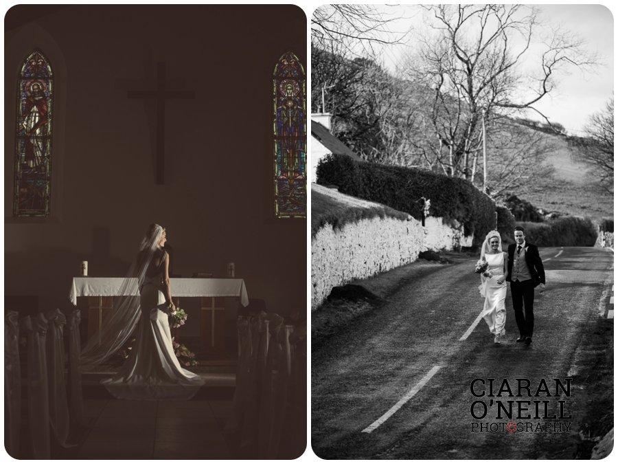 Ciara & Jason's wedding at the Tullyglass Hotel 13