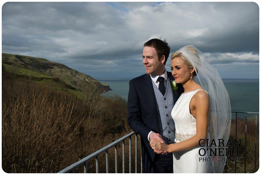 Ciara & Jason's wedding at the Tullyglass Hotel 14