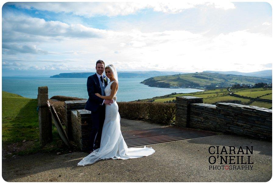 Ciara & Jason's wedding at the Tullyglass Hotel 15