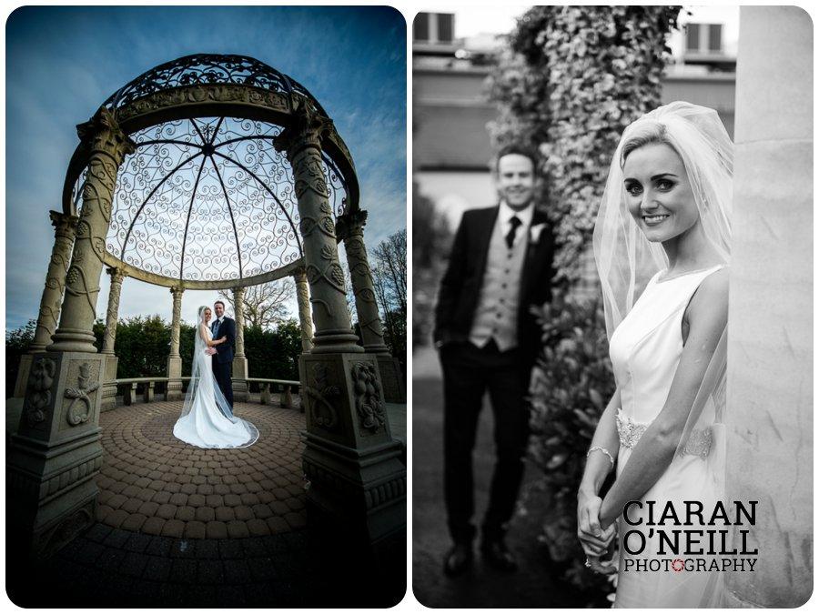 Ciara & Jason's wedding at the Tullyglass Hotel 20