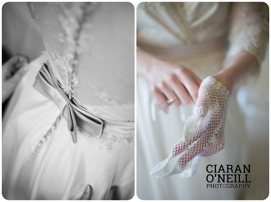 Gabrielle & Seán's wedding at Castle Leslie 05
