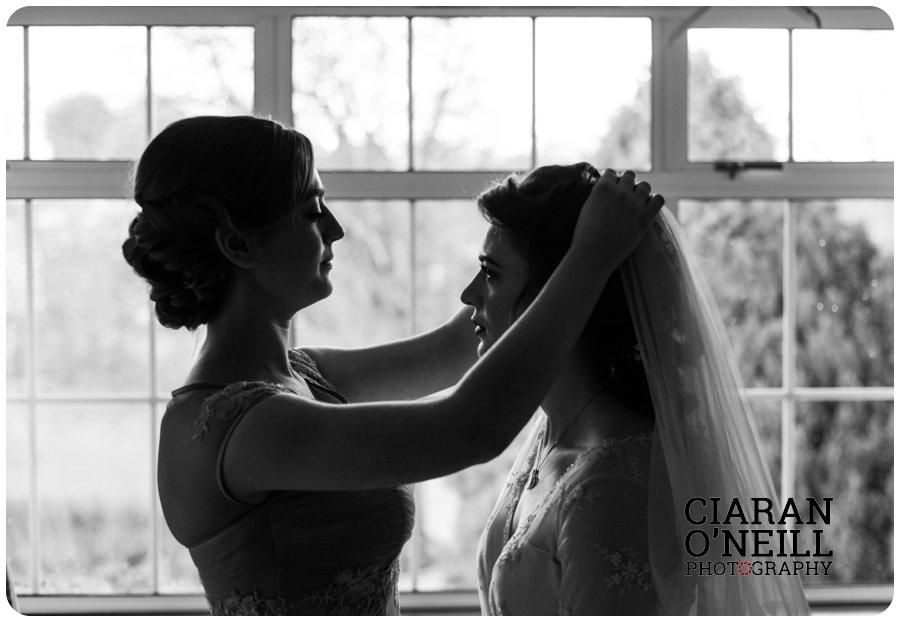 Gabrielle & Seán's wedding at Castle Leslie 06