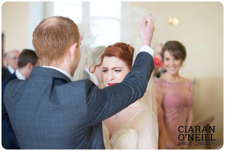 Gabrielle & Seán's wedding at Castle Leslie 12