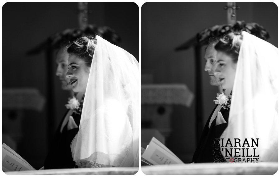 Gabrielle & Seán's wedding at Castle Leslie 13