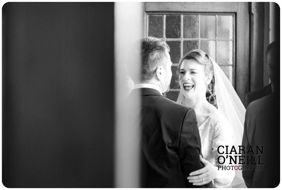 Gabrielle & Seán's wedding at Castle Leslie 18