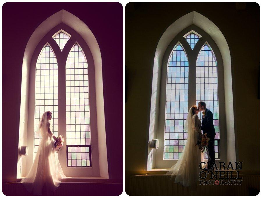 Gabrielle & Seán's wedding at Castle Leslie 19