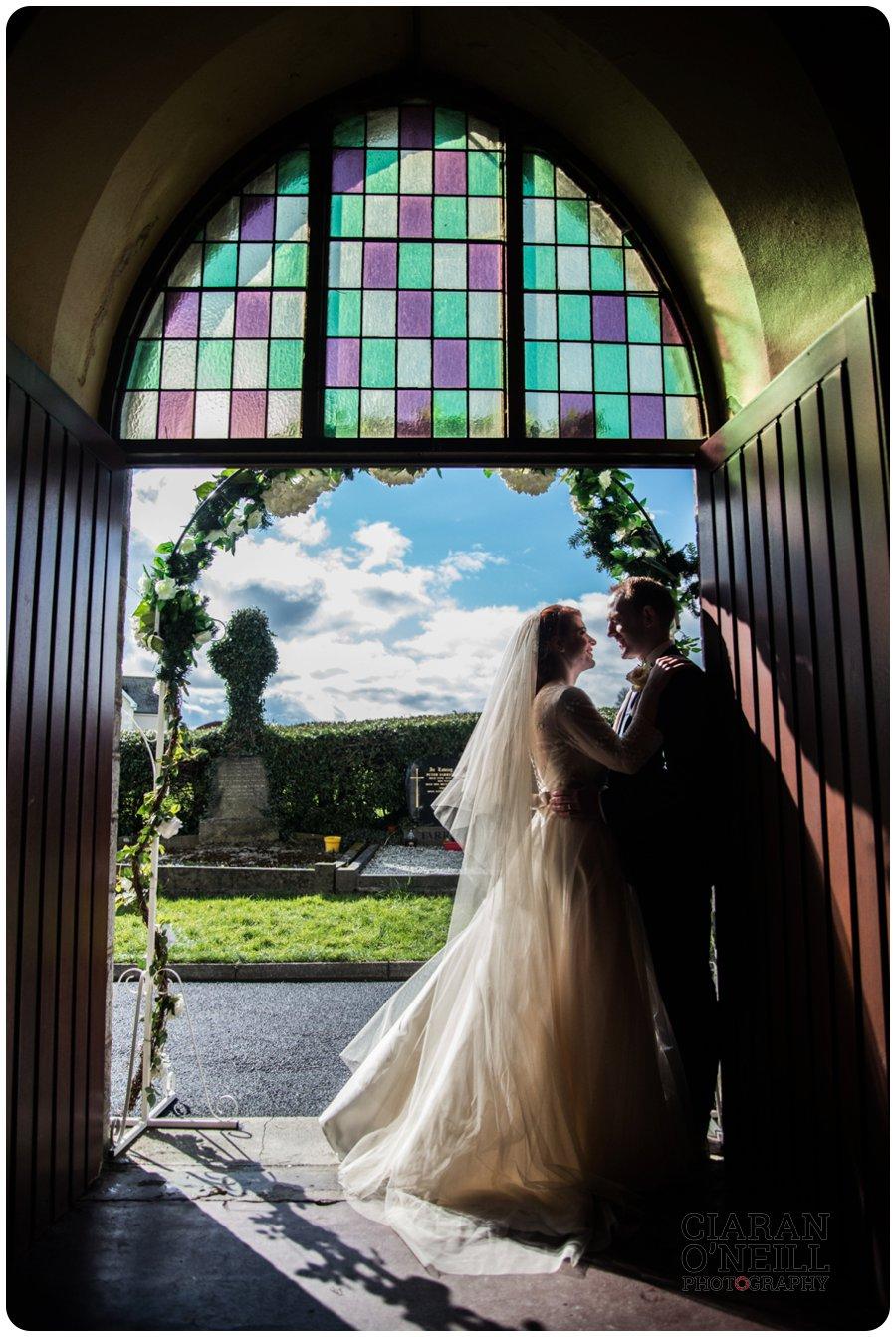 Gabrielle & Seán's wedding at Castle Leslie 20