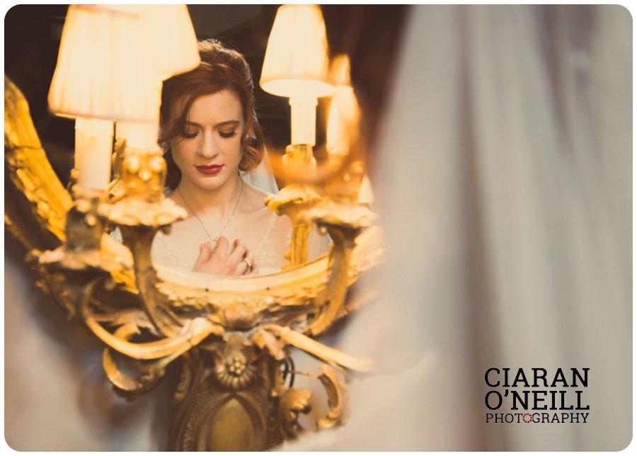 Gabrielle & Seán's wedding at Castle Leslie 22