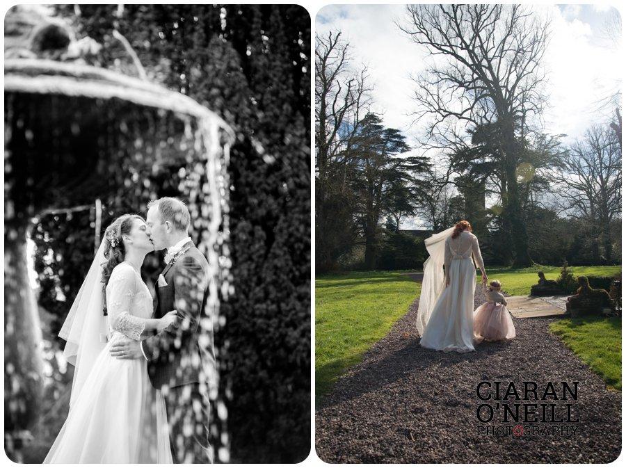 Gabrielle & Seán's wedding at Castle Leslie 23