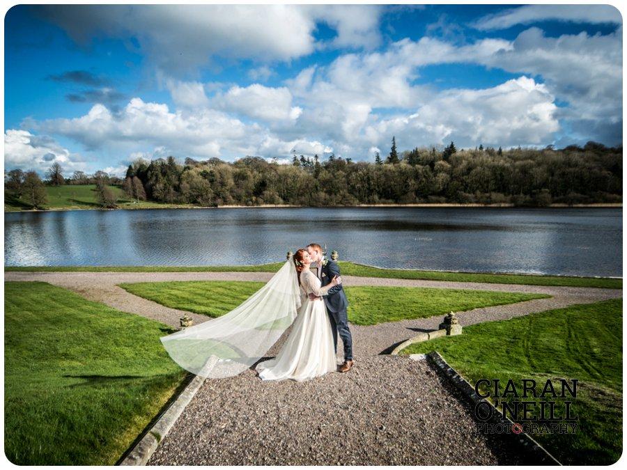 Gabrielle & Seán's wedding at Castle Leslie 25