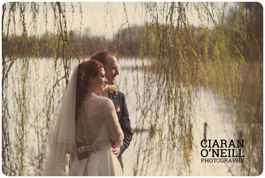 Gabrielle & Seán's wedding at Castle Leslie 26