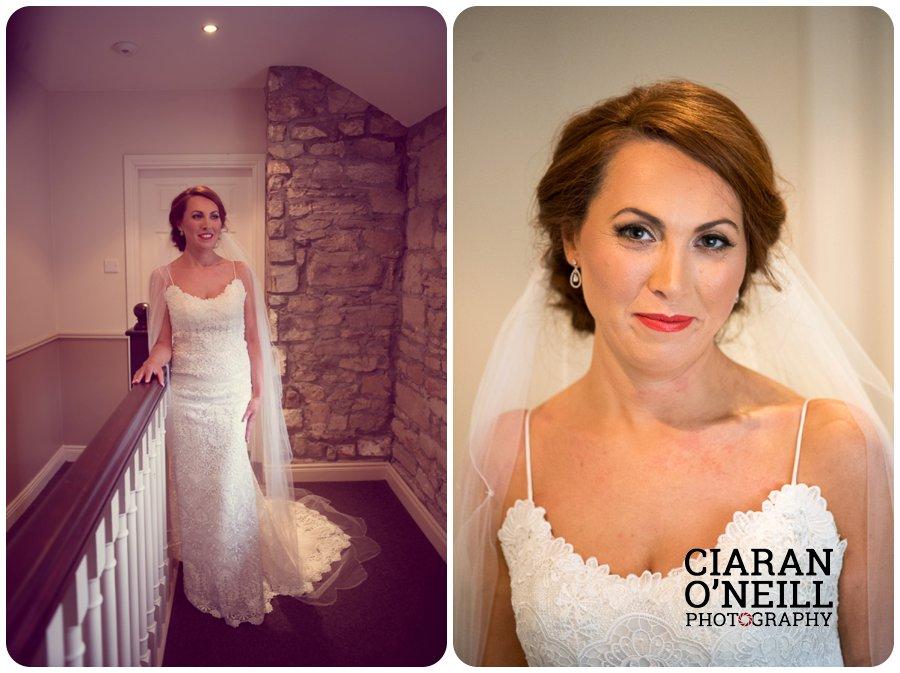 Lorraine & Paddy's wedding at Cabra Castle 03
