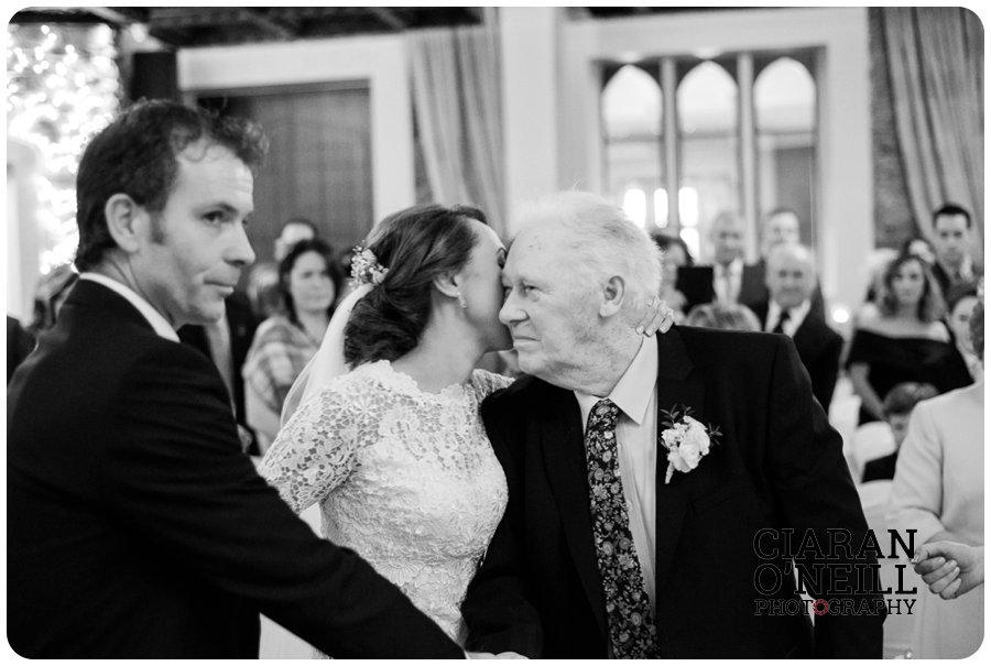Lorraine & Paddy's wedding at Cabra Castle 07