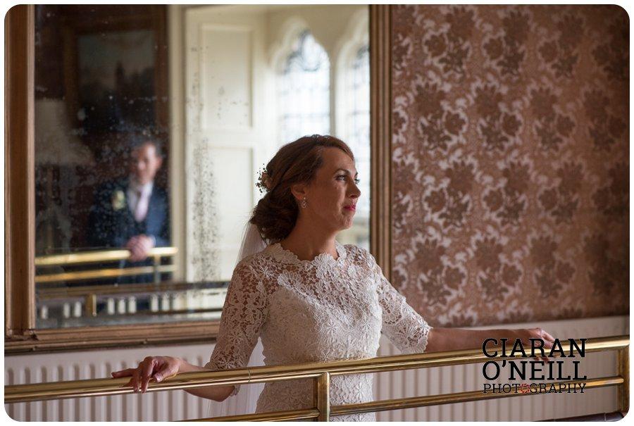 Lorraine & Paddy's wedding at Cabra Castle 20
