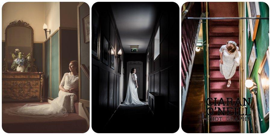 Lorraine & Paddy's wedding at Cabra Castle 21
