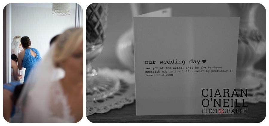 Lynne & Chris's wedding at Slieve Donard Resort & Spa 08