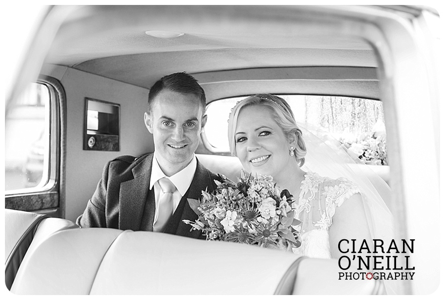 Lynne & Chris's wedding at Slieve Donard Resort & Spa 14