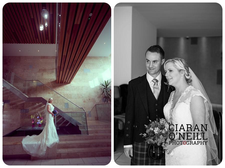 Lynne & Chris's wedding at Slieve Donard Resort & Spa 18
