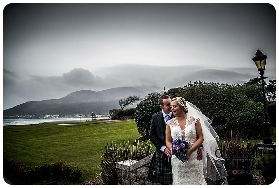 Lynne & Chris's wedding at Slieve Donard Resort & Spa 20