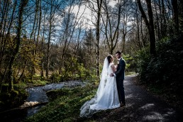 Natalie & Kristopher's wedding at the Hillgrove Hotel