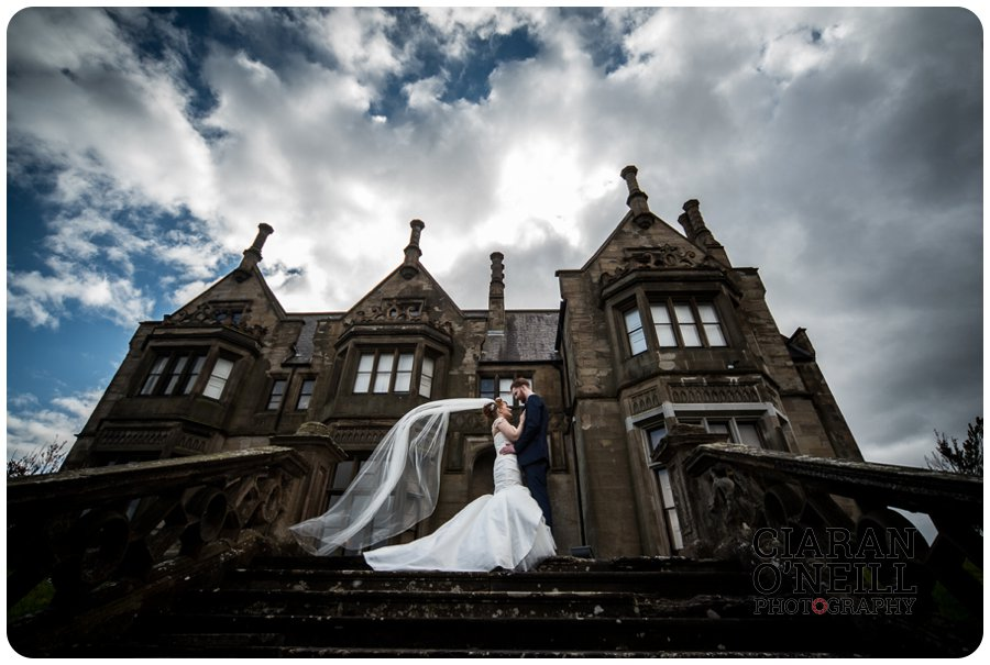 Victoria & Leigh's wedding at Brownlow House 23