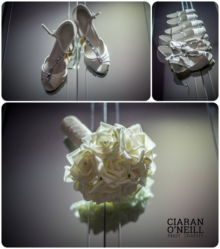 Angela & Connor's wedding at Tullyglass Hotel by Ciaran O'Neill Photography 01
