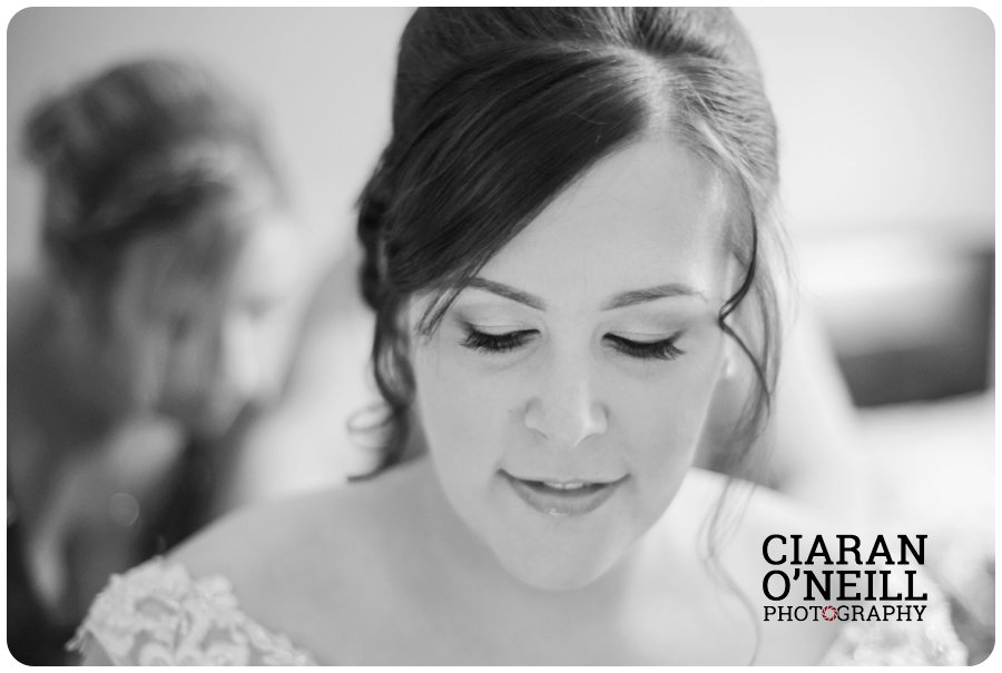 Angela & Connor's wedding at Tullyglass Hotel by Ciaran O'Neill Photography 05