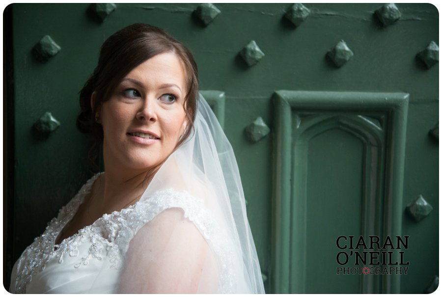 Angela & Connor's wedding at Tullyglass Hotel by Ciaran O'Neill Photography 15
