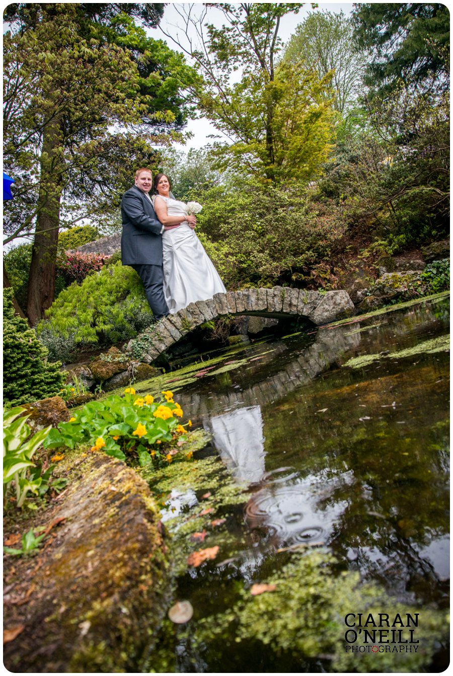 Angela & Connor's wedding at Tullyglass Hotel by Ciaran O'Neill Photography 17