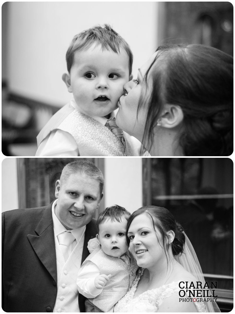 Angela & Connor's wedding at Tullyglass Hotel by Ciaran O'Neill Photography 22