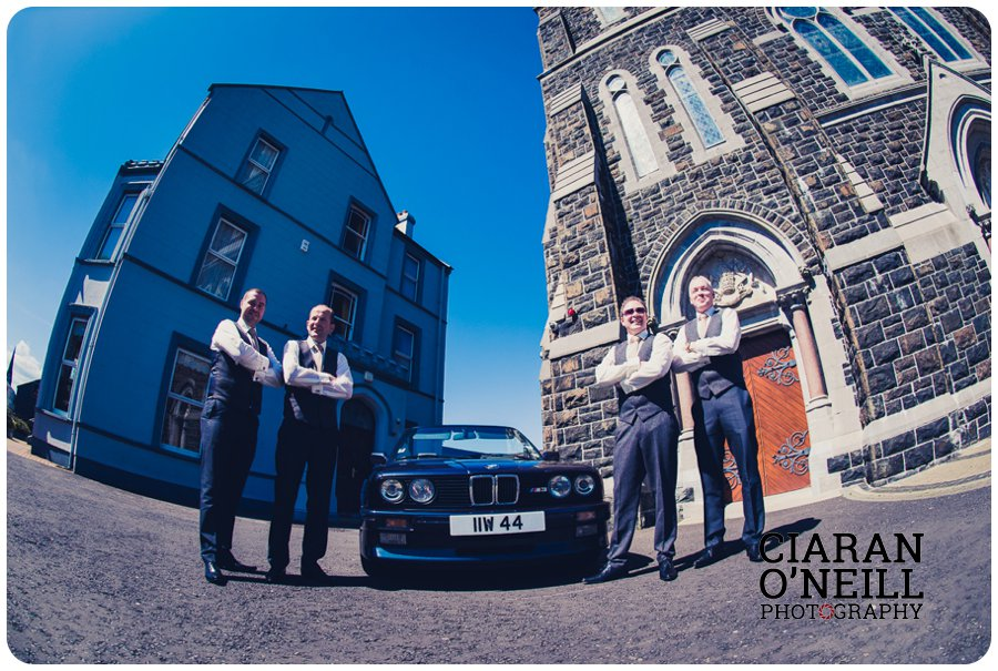 Pamela & Hugh's wedding Galgorm Resort & Spa by Ciaran O'Neill Photography 05