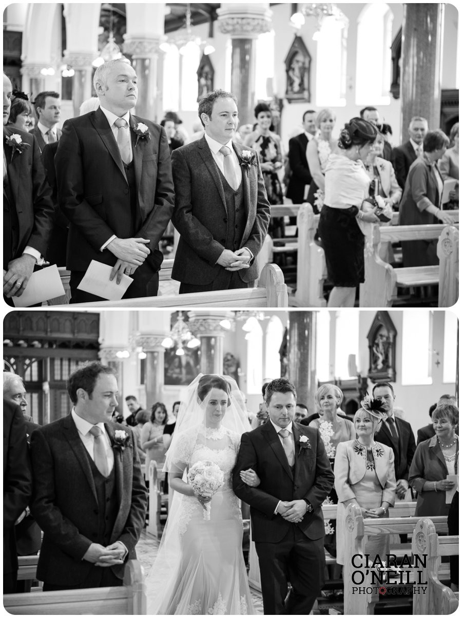 Pamela & Hugh's wedding Galgorm Resort & Spa by Ciaran O'Neill Photography 07