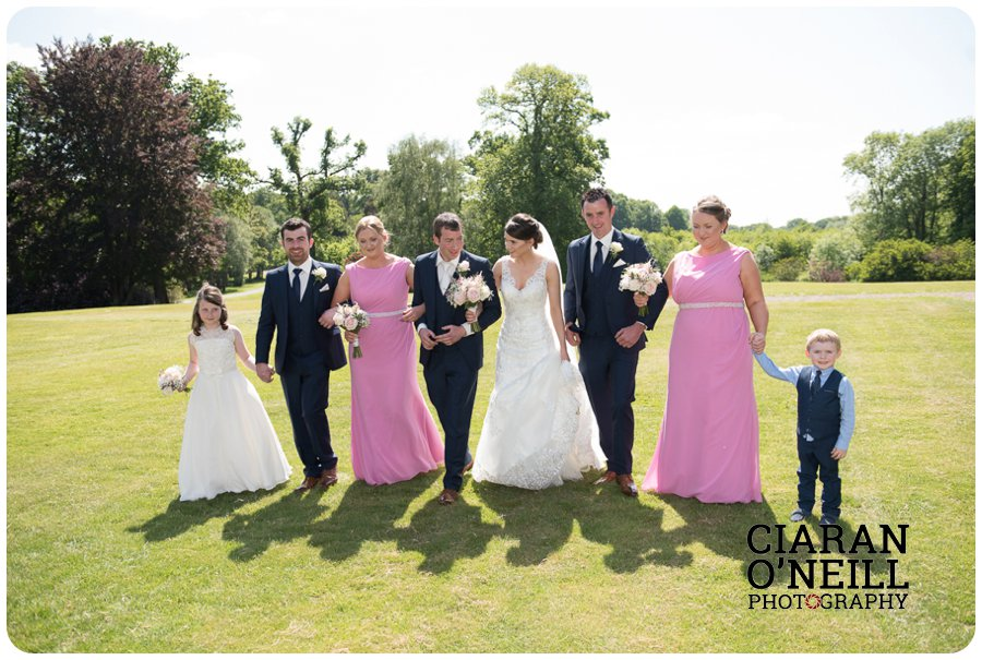 Edel & Paul's wedding at Four Seasons Monaghan by Ciaran O'Neill Photography 14