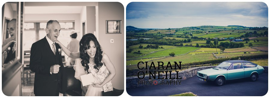 Joanne & Gerard's wedding at Bellingham Castle by Ciaran O'Neill Photography 04