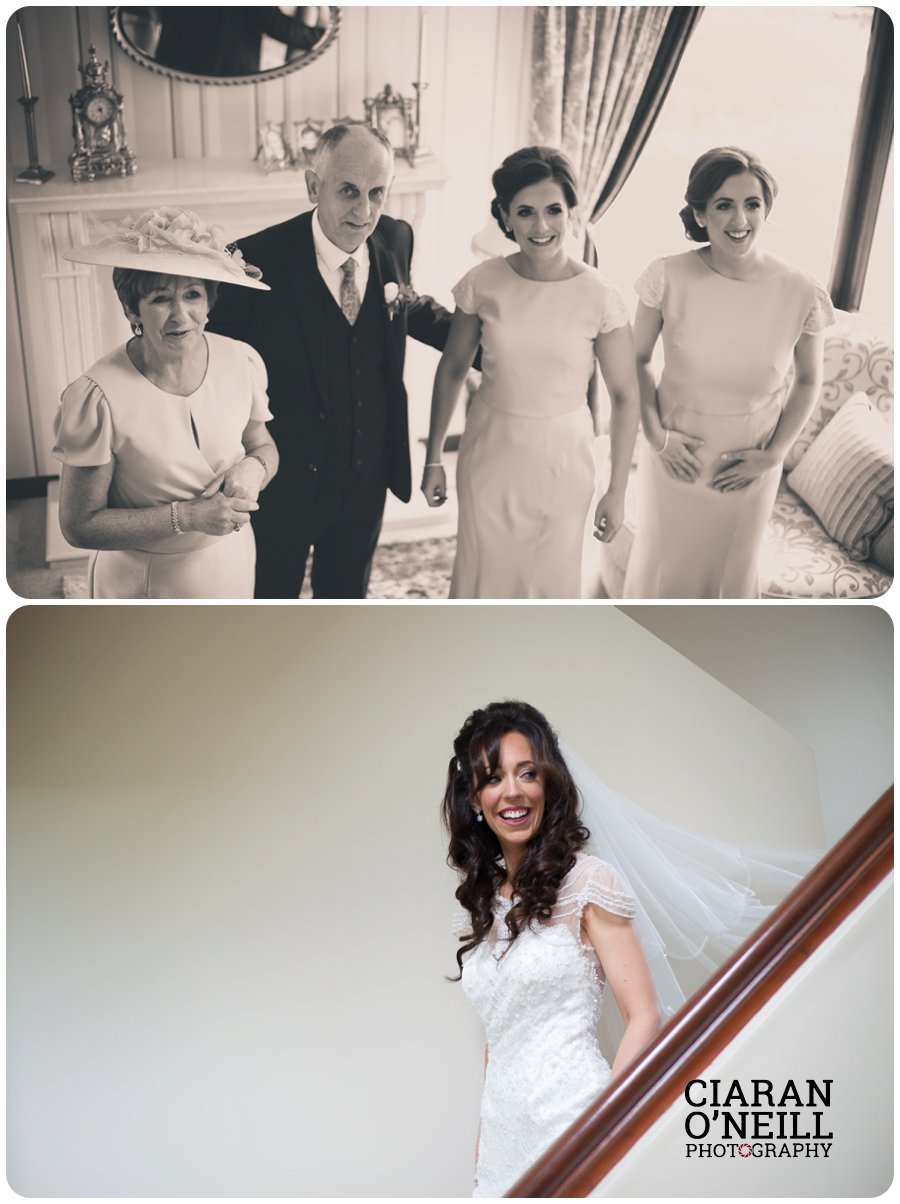 Joanne & Gerard's wedding at Bellingham Castle by Ciaran O'Neill Photography 06