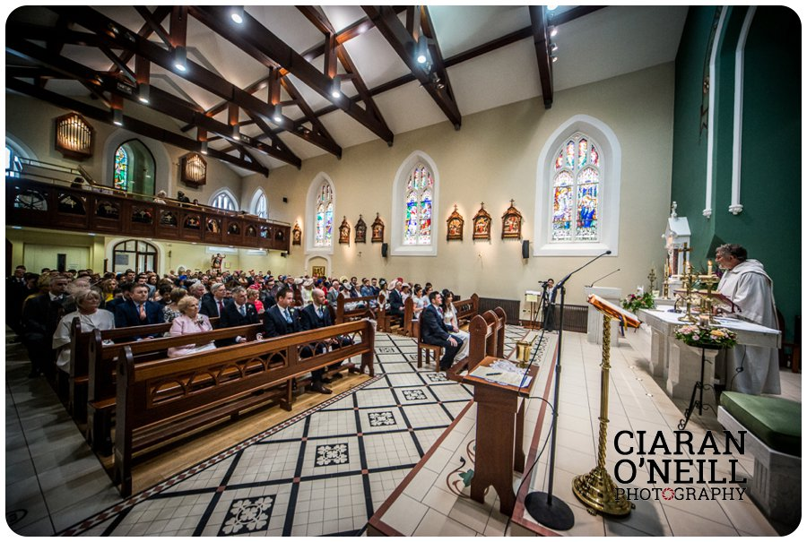 Joanne & Gerard's wedding at Bellingham Castle by Ciaran O'Neill Photography 10